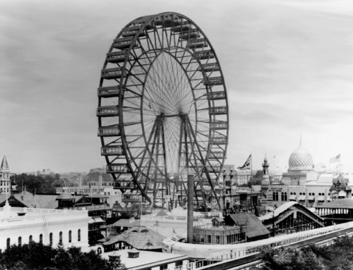 DID YOU KNOW…The Ferris Wheel is considered a wonder in the world?!!