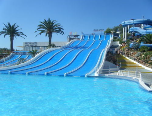 DID YOU KNOW THAT…who created the slippery part of the water slide??!!