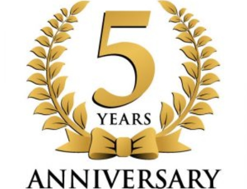 ACTUS is celebrating 5 years in business!
